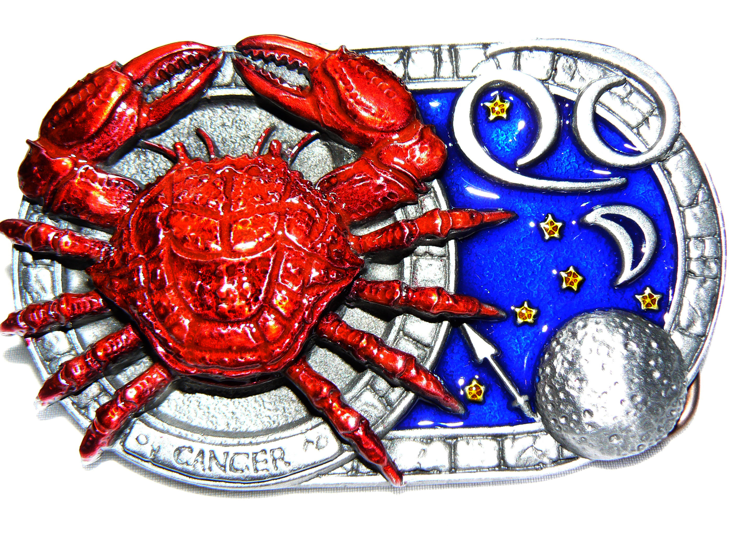 Cancer Belt Buckle