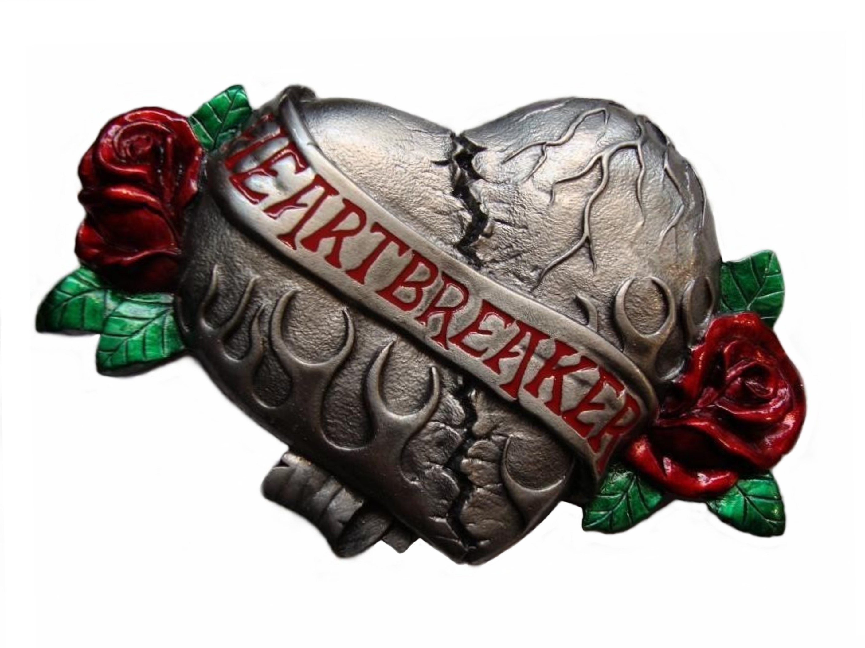 Heartbreaker Belt Buckle