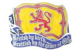 Scottish by Grace of God