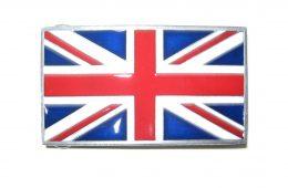 Union Jack Belt Buckle