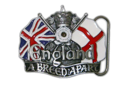 England A Breed Apart