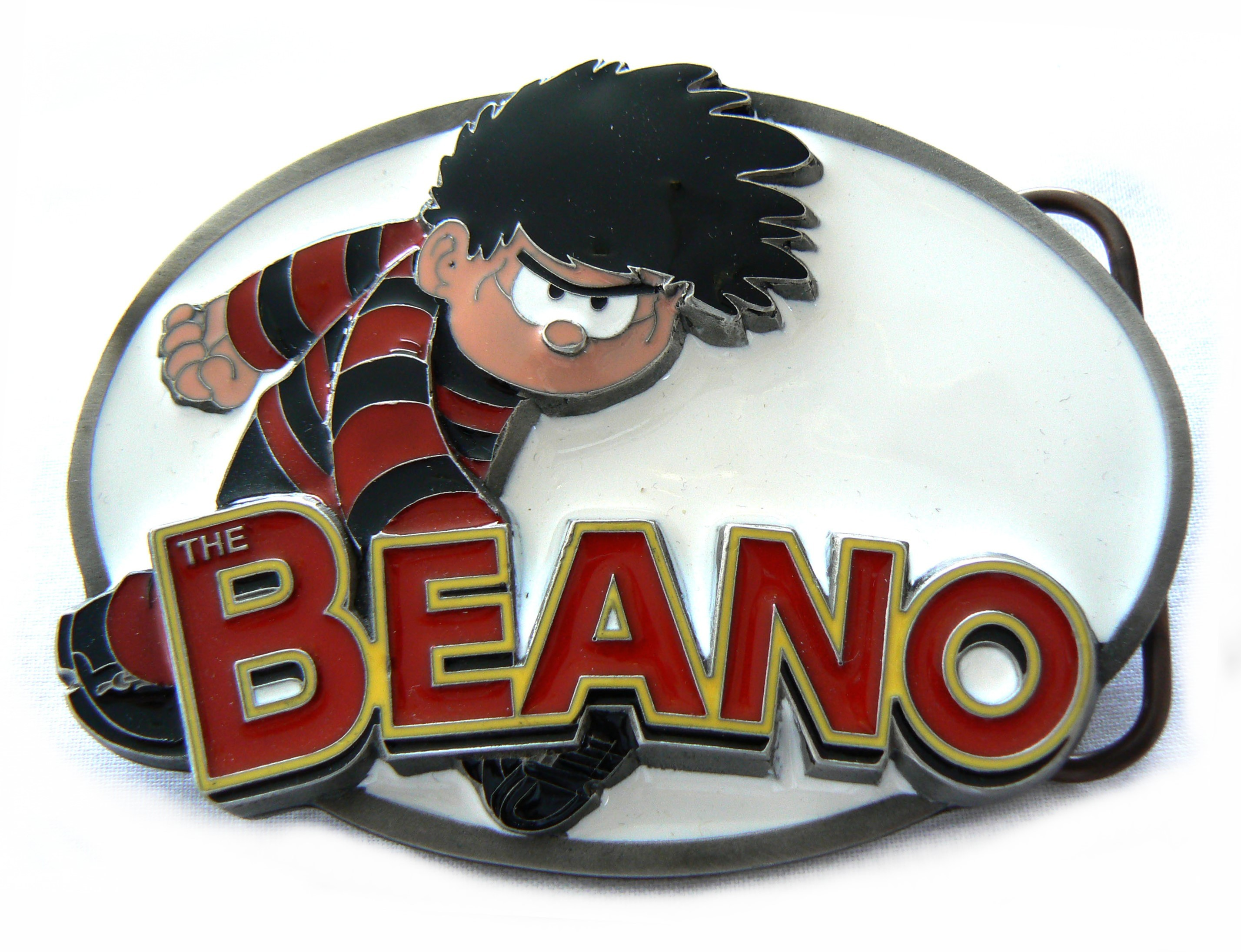 Beano | Dennis The Menace Belt Buckle
