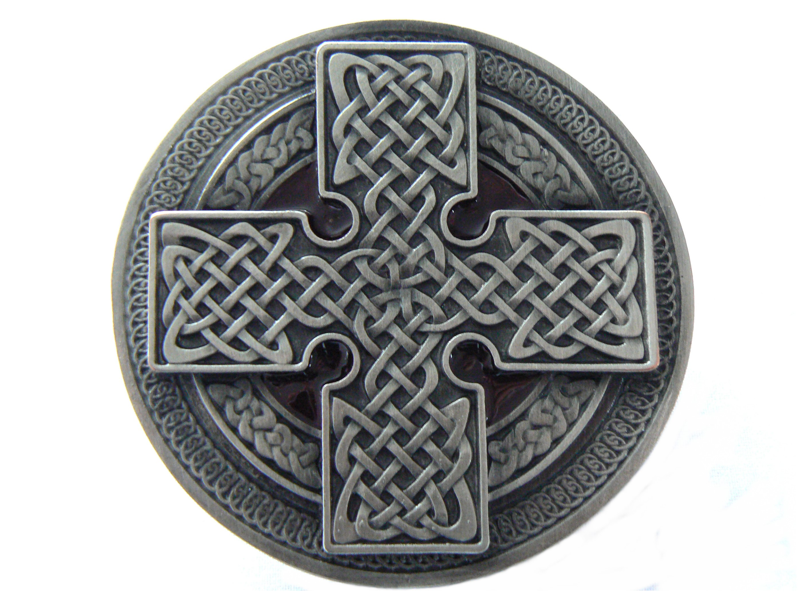 Celtic Knot Cross 1001R