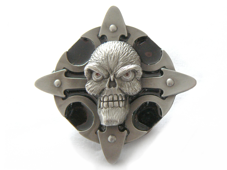 Skull Talisman (Black)