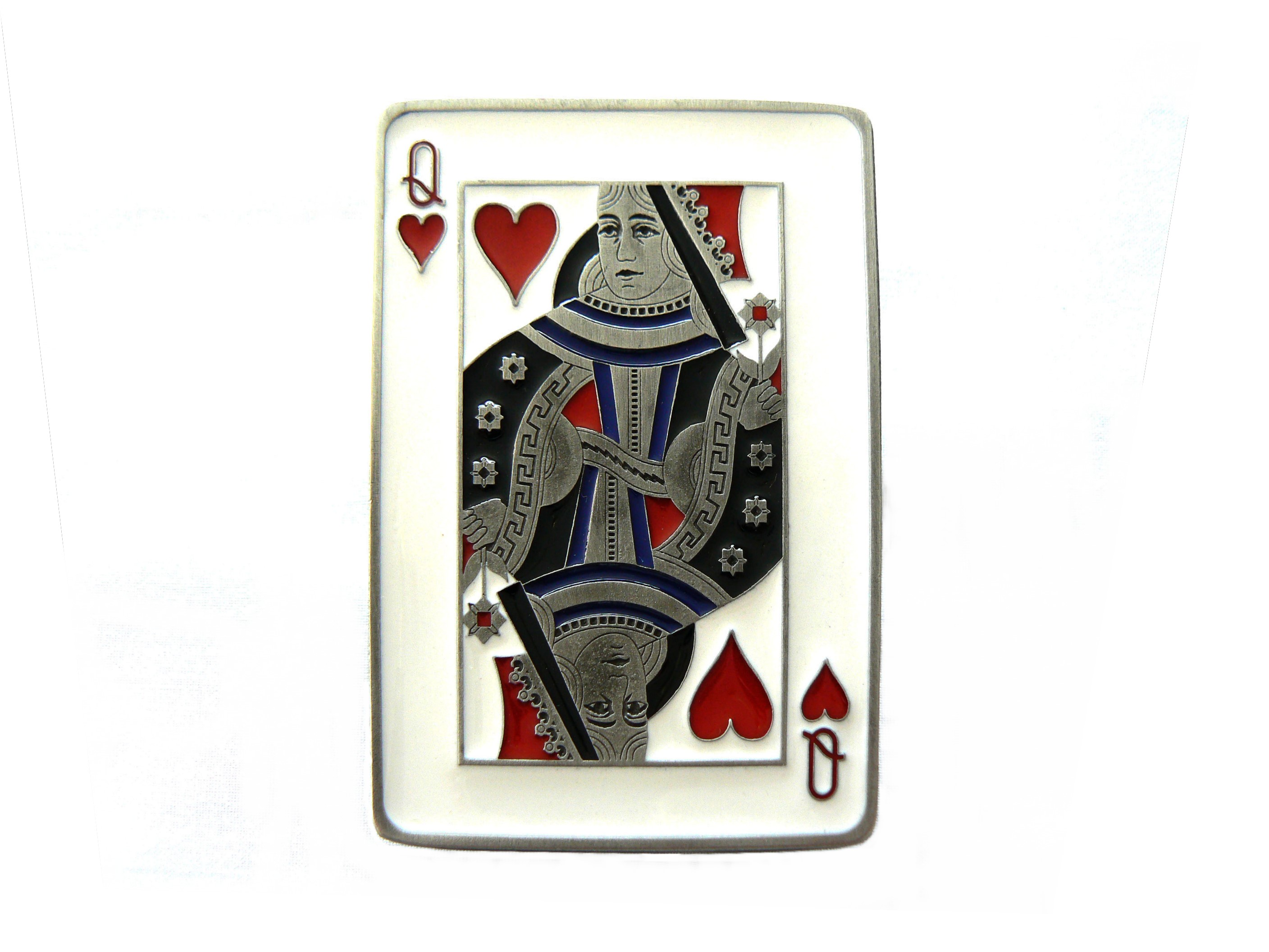 Queen of Hearts Buckle