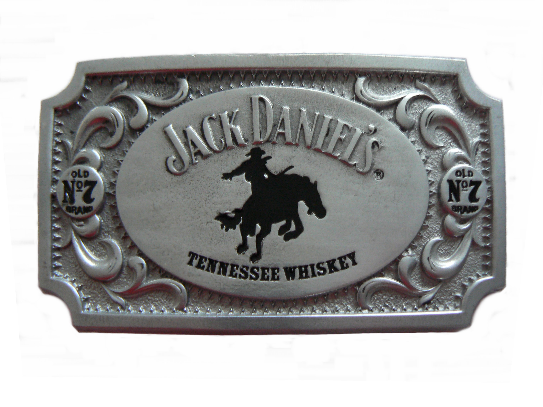 Jack Daniel's Rodeo Belt Buckle