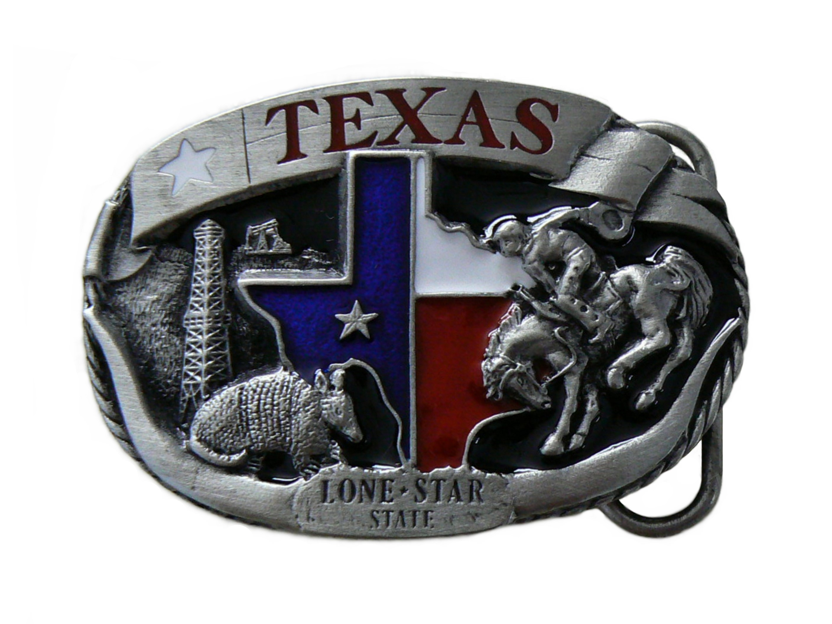 Texas Belt Buckle