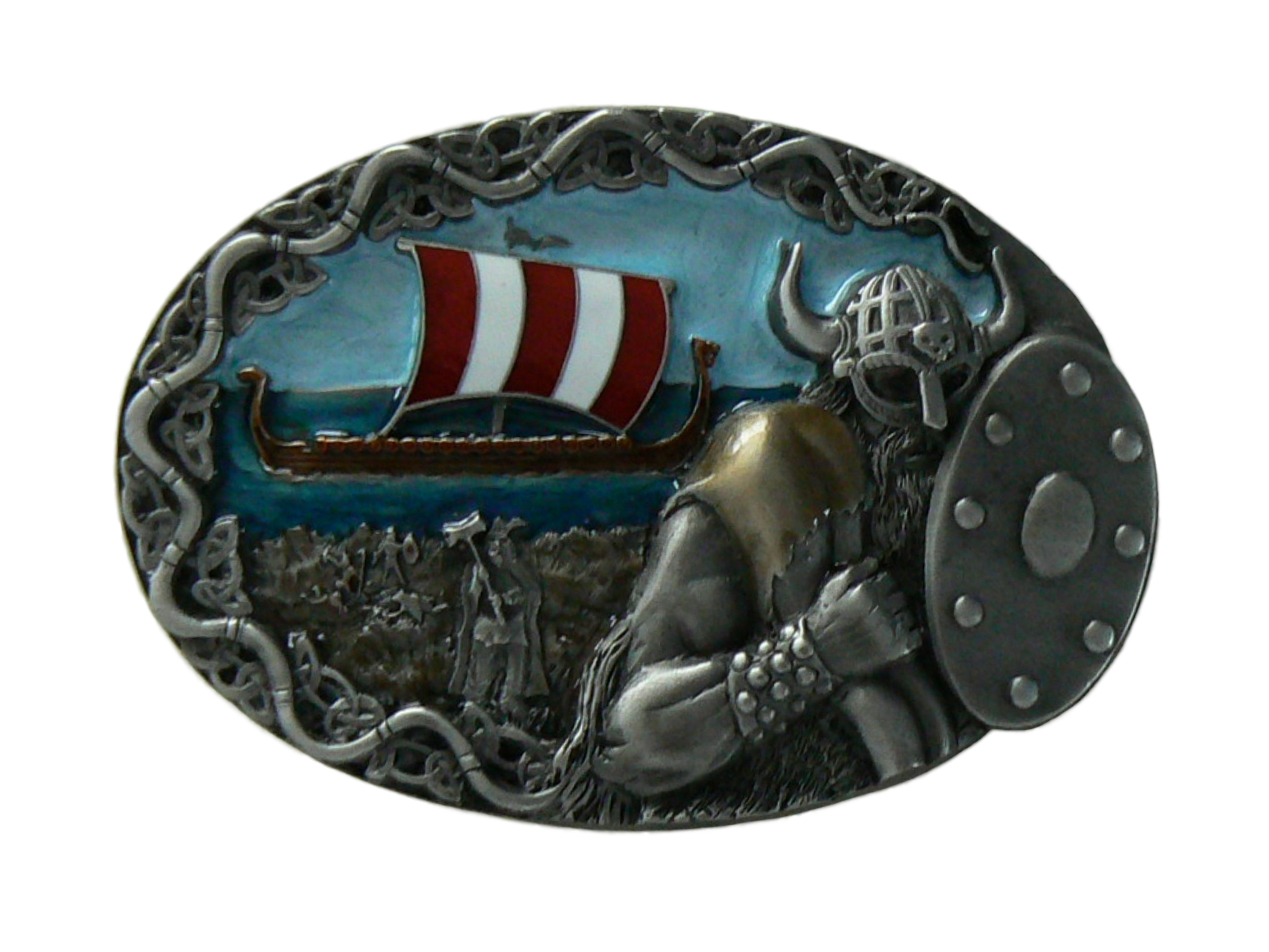 Norseman Belt Buckle
