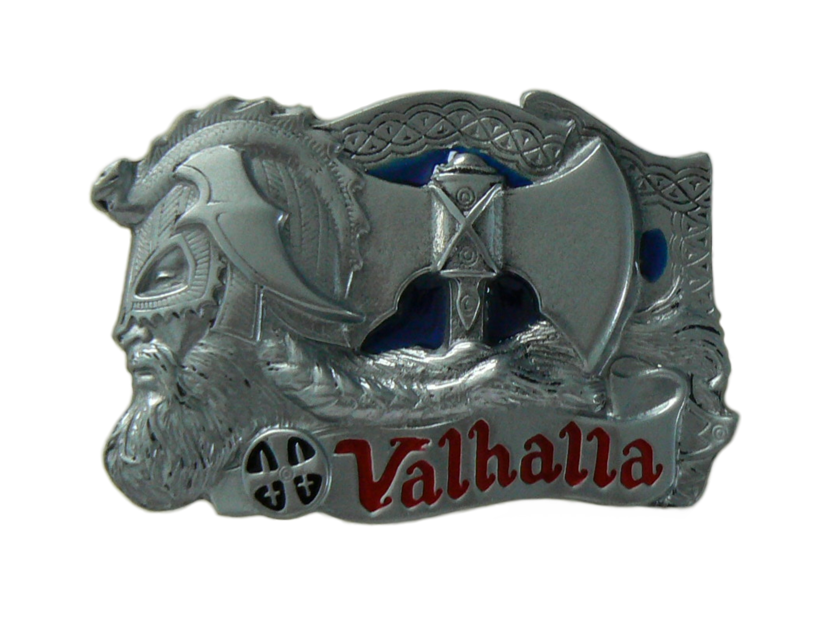Valhalla Belt Buckle