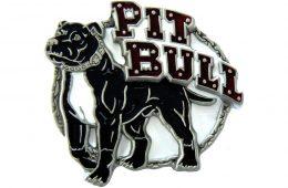 Pit Bull Belt Buckle