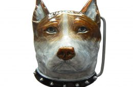 Bull Terrier Belt Buckle