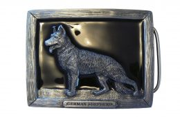German Shepherd Dog Buckle