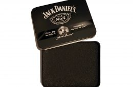 Jack Daniel's Collector's Buckle Tin