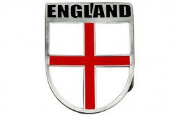 St. George's Shield Buckle