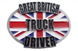 Great British Truck Driver