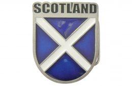 Scottish Shield Belt Buckle
