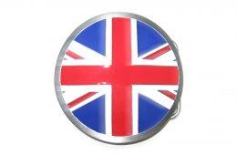 Round Union Jack Buckle
