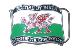 Welsh by Grace of God