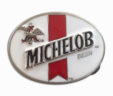Michelob White Buckle