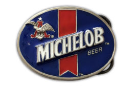 Michelob Blue Buckle