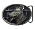 German Shepherd Buckle