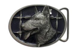 German Shepherd Buckle